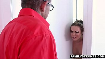 mother nearby 03 fuck bus tub8 is on and daughter sleeping Red hot fishnets