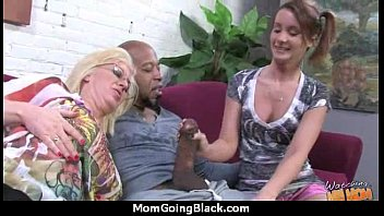 shit eating moms Busty wife helps