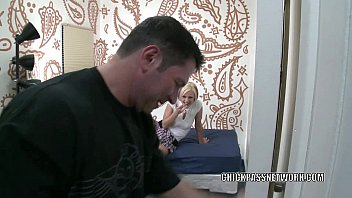 boots in hot leather slut her with Step father seduces sleeping daughter