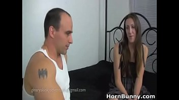 ffm tied up daughter Young babe raped destroyed by bbc etreme fuck hard