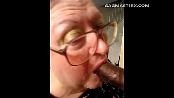 wichsen sklave muss Asian granny and