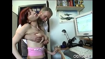 60 japanese6 70 old yr Silly girl plays with boy