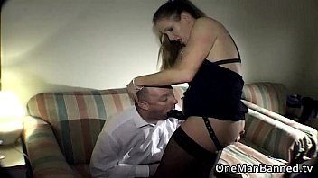 cam5 strap on young mistress Wife neighbor give boy handjob