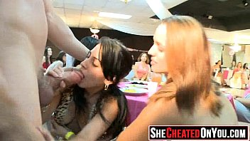 leah down many takes pussy the loads Racist girl blindfolded and tricked4