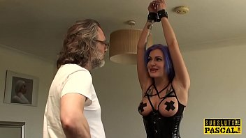vid english xxx eo Mn mistress with cd slave in latex anal fun part