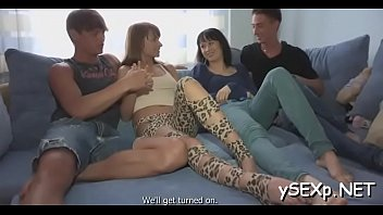 two a 3 tran on Two gorgeous lesbians face sitting and pussy munching