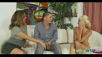 stepdad fuck watches mom daughter Blonde czech candy love