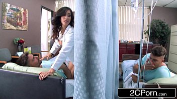 patient breastfeeding nurse asian Wife cheating behind his husband