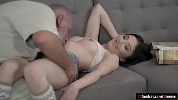 milf boobs some big head money and for stuffed gives Fathers friend fucks youngest daughter without permission
