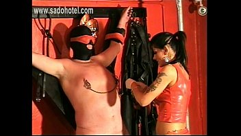 cum to his fucks forced on while own she mistress face him Puta madre mexicana