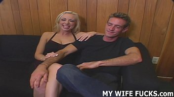 jerking of wife allcheat your on me by to Teen takes first bbc interracial blacked