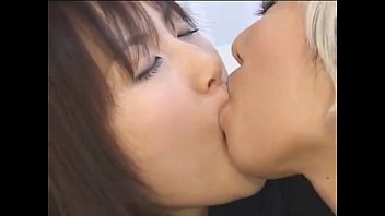 lesbians uncensored hot japanese 11a Schoolgirl stimulated and fucked with toys fingered on the bed