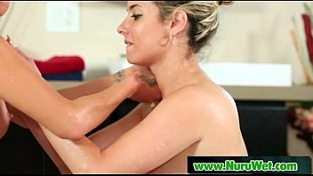 asian doctor massage gives unwanted prostate Twinks in raw bareback action poz