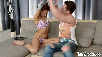 booty amia got caught stud hung miley taking young Tonights girlfriend 5 cd1clip4