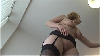 mature wives toilet english in 1st sex with a older man