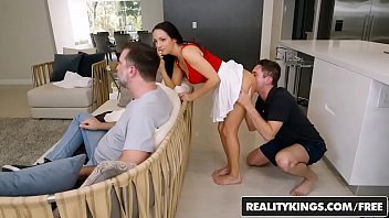 working sister reality lesbian strapon step king my out Ariel rebel cum tribute
