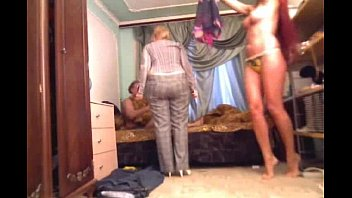 caught girlfreind lesbian cheating by Upskirt frilly panty