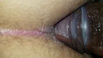 bounce cock shemale Homemade double creampie