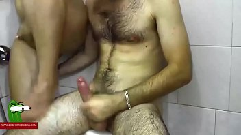 son shower caught Alexis anal hardcore