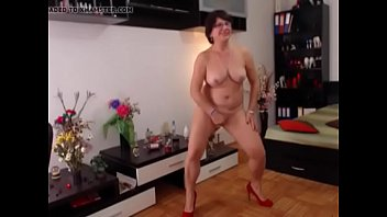 show at strip hot milf Kacey gang bang girl 307