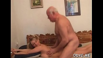 old sex man2 bhabi indian Busty blonde gets fucked by two horny old men
