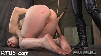 master by with fucked slave in dominated ballgag Electro japanese skull