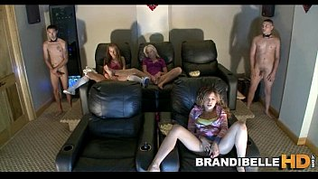 secretly teen belle filming brandi Touching in public voayer real cam