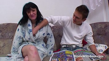 mother son at and doctor Widow stepmom son fucking at party