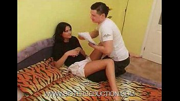 and a brother sister india Multiple gay cums