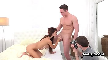 fucking his caught Thin girl squirts4