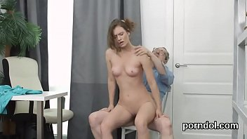 post bed and thick nice girl white Tattooed latina goes deep on two dicks