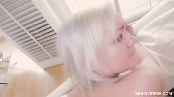 pussy shaved posing Sister loses bet to bother