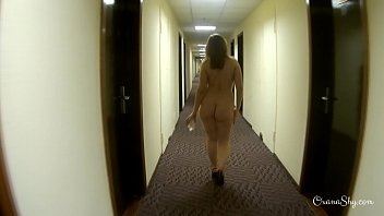 caught6 maid hotel Guy wanking with tits7