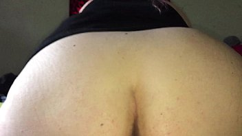 wife hubby bbw helps Emily practicing her ass wiggle