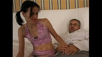 take dad care Silky sweet tight asian pussy